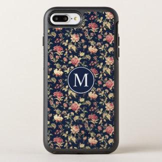 Lovely Floral Shower Monogram | Phone Case