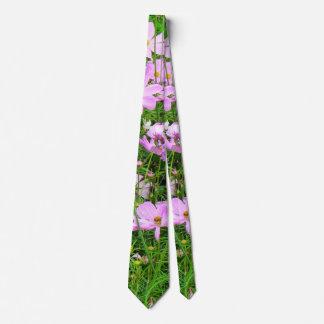 Lovely Garden flowers Tie