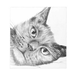 Lovely George pencil drawing artistic notebook Notepads