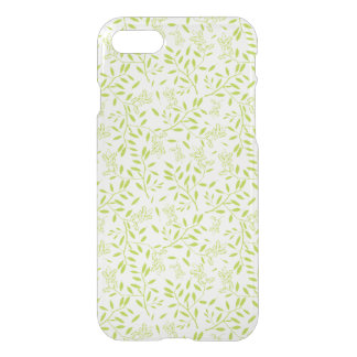 Lovely green branches iPhone Case