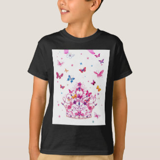 Lovely Infinity Butterfly T-Shirt
