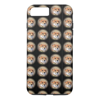 Lovely Infinity Cheetah Tear Marks Hakuna Matata iPhone 7 Plus Case