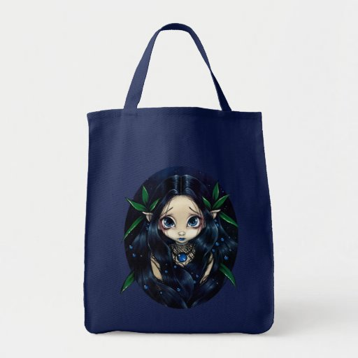 Lovely Is The Night goth fairy Bag
