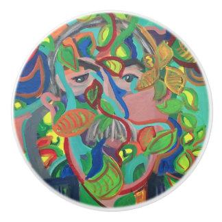 Lovely Knob, 17 Ceramic Knob