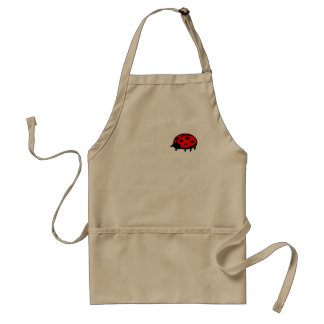 Lovely Ladybug All-Purpose Apron 1