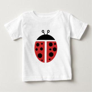 Lovely Ladybug Baby T-Shirt
