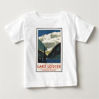 Lovely Lake Louise Baby T-Shirt