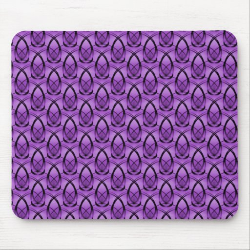 Lovely Lavender Fashion Forward Mousepad