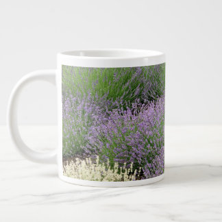 Lovely Lavender Giant Coffee Mug