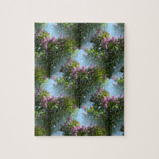 Lovely Lilacs... Jigsaw Puzzle