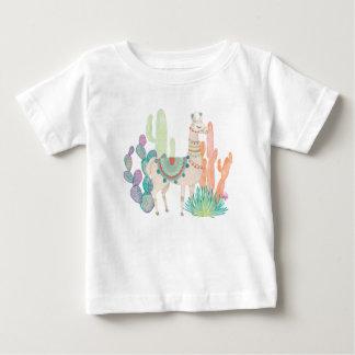 Lovely Llamas II Baby T-Shirt