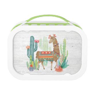 Lovely Llamas III Lunch Box