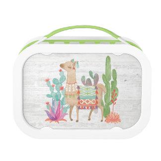 Lovely Llamas IV Lunch Box