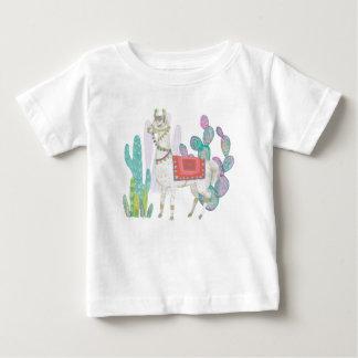 Lovely Llamas V Baby T-Shirt