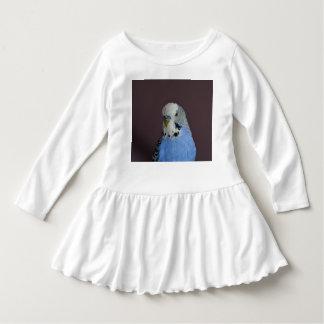 Lovely Macro Budgie Bird Dress