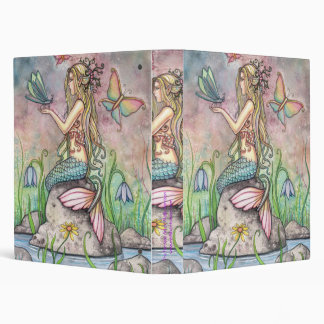Lovely Mermaid Binder by Molly Harrison