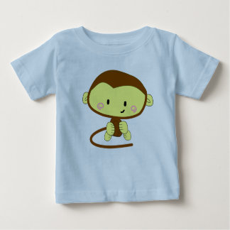 Lovely Monkey Kid Shirt