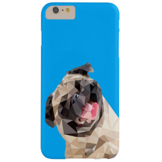 Lovely mops dog barely there iPhone 6 plus case