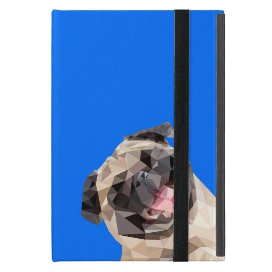 Lovely mops dog cases for iPad mini