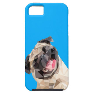 Lovely mops dog iPhone 5 covers