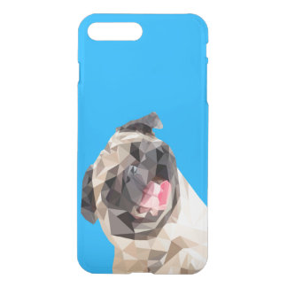 Lovely mops dog iPhone 8 plus/7 plus case