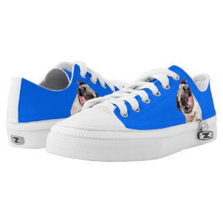 Lovely mops dog Low-Top sneakers