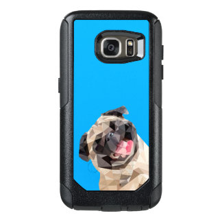 Lovely mops dog OtterBox samsung galaxy s7 case