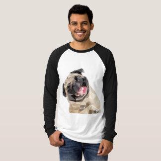 Lovely mops dog T-Shirt