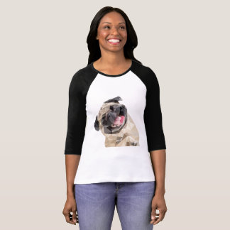 Lovely mops dog T-Shirt