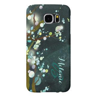 Lovely Night Illustration Samsung Galaxy S6 Cases