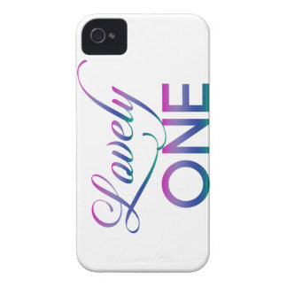 Lovely One Case-Mate iPhone 4 Cases