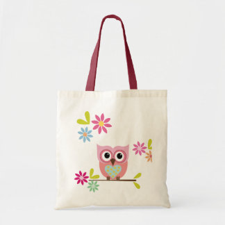 Lovely Owl - Tote