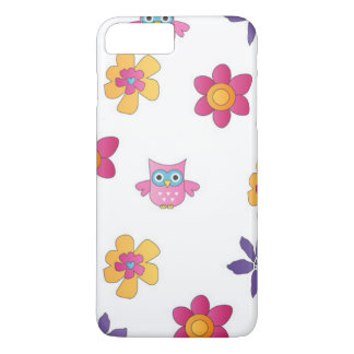 lovely owls iPhone 7 plus case