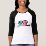Lovely Owls Tee Shirts