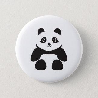 Lovely Panda bear 2 Inch Round Button