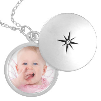 Lovely Personalized Photo Locket