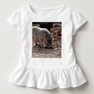 lovely piglet toddler t-shirt