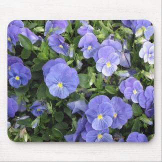 Lovely Purple Flowers - mousepad