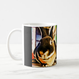 Lovely Rex Rabbit Mug