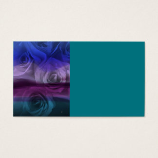 Lovely Roses Business Card
