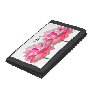 Lovely roses Photo Wallet