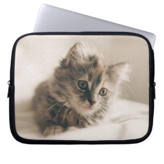 Lovely Sweet Cat Kitten Kitty Laptop Computer Sleeves