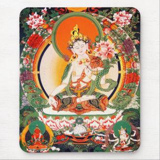 Lovely Tibetan Buddhist Art Mouse Pad
