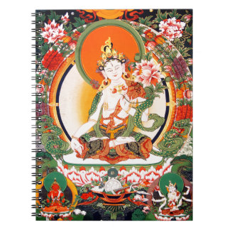 Lovely Tibetan Buddhist Art Notebooks