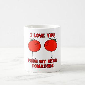 Lovely Tomatoes mug