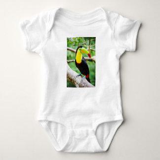 Lovely Toucan Baby Bodysuit