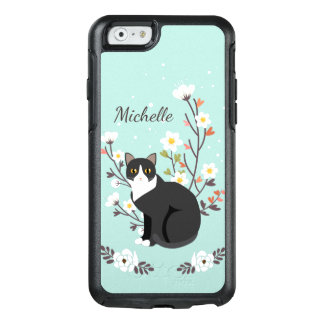Lovely Tuxedo Cat iPhone 6 Symmetry Series