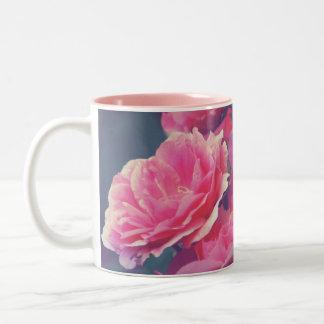 Lovely Two-Tone Coffee Mug