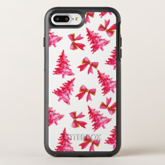 Lovely Watercolor Ditsy Christmas | Phone Case