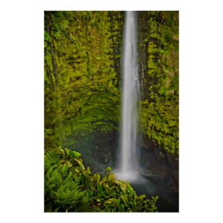 Lovely Waterfalls And Cascades Abound Poster